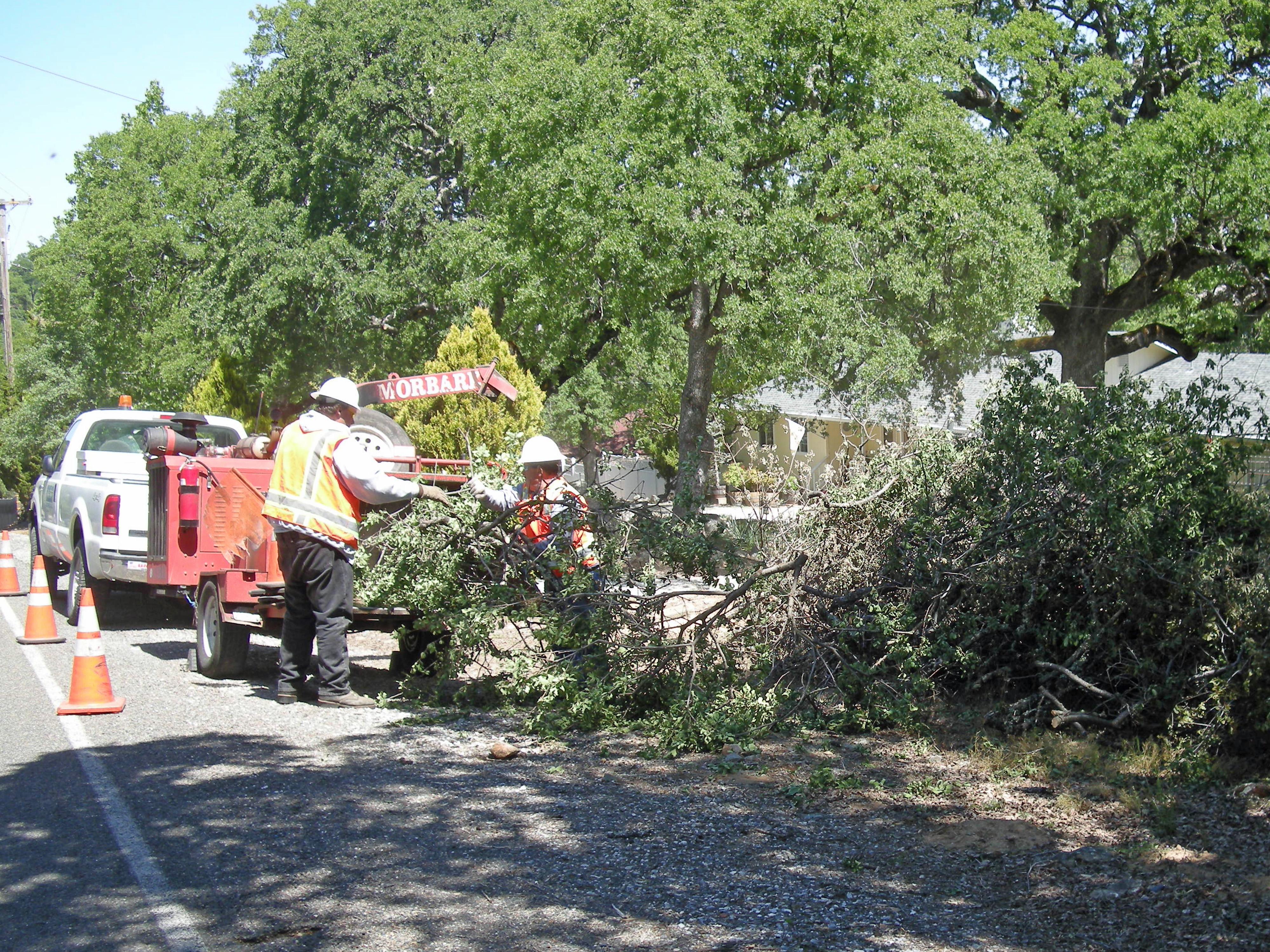 El Dorado County Fire Safe Council – Chipper Program