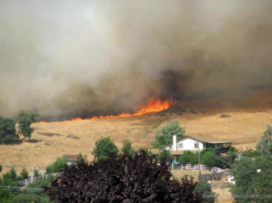 Ore Fire