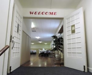 Hall Welcome